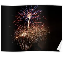 Bunnings fireworks Poster
