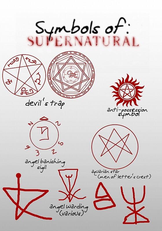enochian symbols supernatural Car Tuning