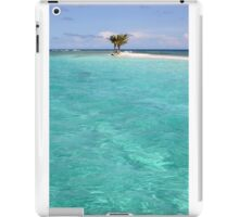 Three Palm Island 2 iPad Case/Skin