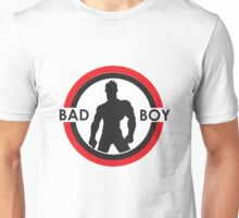 Bad Boy Silohuette Red Unisex T-Shirt