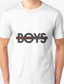 Bad Boys Strikethru Blk T-Shirt