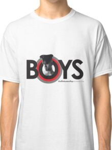 BadBoy Leather - Blk Red Classic T-Shirt