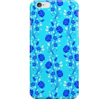 Floral Backgrounds iPhone Case/Skin