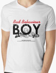 BBP 2014 Calendar BW Mens V-Neck T-Shirt