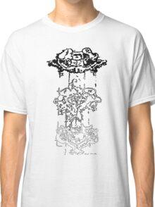 LINEart T-shirt : Three Layers Classic T-Shirt
