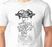 LINEart T-shirt : Three Layers Unisex T-Shirt