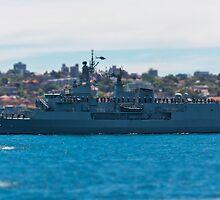 HMAS Parramatta by diggle