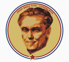 JOSIP BROZ TITO TONGUE T-Shirt
