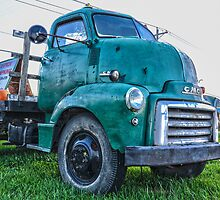 Ole Work Truck by Drew Robinson