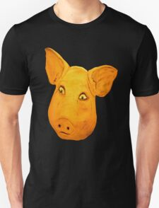 Pigs Head.......... T-Shirt