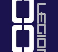 The Legion of Boom Sticker Sticker