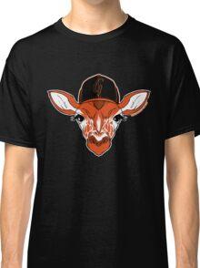 Belt Giraffe (2013 Edition) Classic T-Shirt