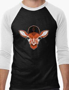 Belt Giraffe (2013 Edition) Men's Baseball ¾ T-Shirt
