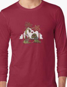 DiNERDsaur Love Long Sleeve T-Shirt