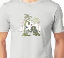 DiNERDsaur Love Unisex T-Shirt