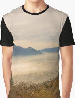Sea of Fog Graphic T-Shirt