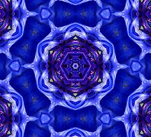 Blue Centaur - Zen Escape #1 - Prints by Robert R by RobertRDesign
