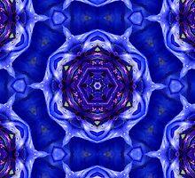 Blue Centaur - Zen Escape #1 - Prints by Robert R by Robert  Erod
