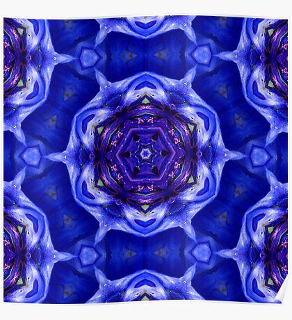 Blue Centaur - Zen Escape #1 - Prints by Robert R Poster