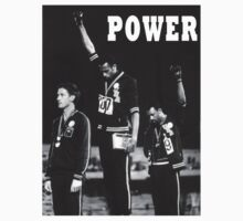 1968 Mexico City Olympics - Power by mob345