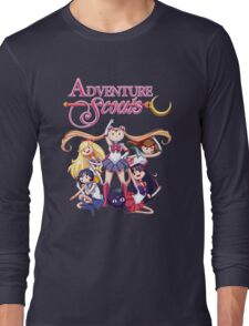 Adventure Scouts! Long Sleeve T-Shirt