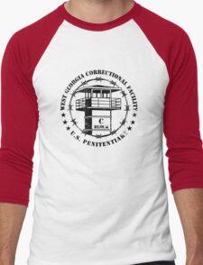 West Georgia Correctional Facility  Men's Baseball ¾ T-Shirt