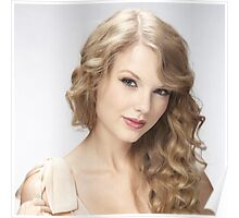 Beautiful Taylor Swift d Poster