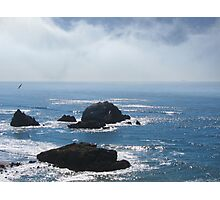 Peaceful Pacific Afternoon Photographic Print