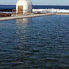 Ocean Baths Pumphouse by Timothy John Keegan