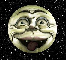 Rad Moon Rising by Bigups