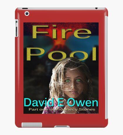Fire Pool iPad Case/Skin