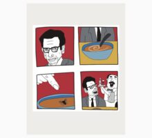THE ADVENTURES OF JEFF GOLDBLUM by DRAMB