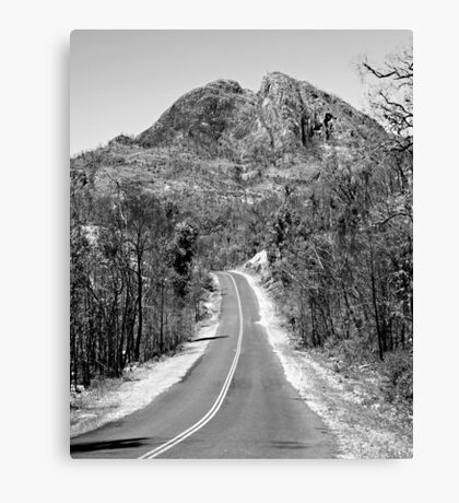 Road to Split Rock Canvas Print