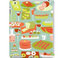 Big Breakfast iPad Case/Skin