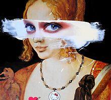 durer's mistress by Loui  Jover