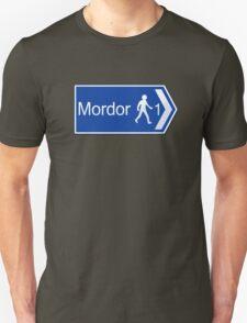 Footpath to Mordor T-Shirt