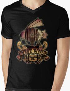 West Wind Trading Company. Mens V-Neck T-Shirt