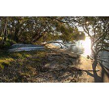 Myall River Sunset Photographic Print