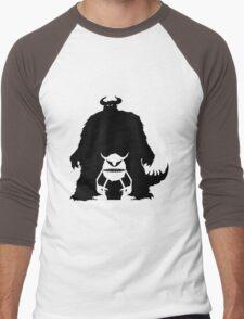 Monstrosity Ltd Men's Baseball ¾ T-Shirt