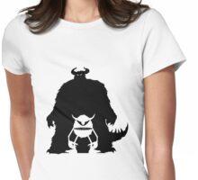 Monstrosity Ltd Womens Fitted T-Shirt