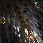 The Fascinating Interior of Sagrada Família - Antoni Gaudi's Masterpiece by Georgia Mizuleva