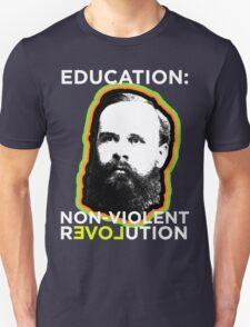 Benjamin Tucker Education Revolution T-Shirt
