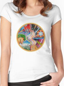 Soul Explosion Women's Fitted Scoop T-Shirt