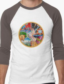 Soul Explosion Men's Baseball ¾ T-Shirt
