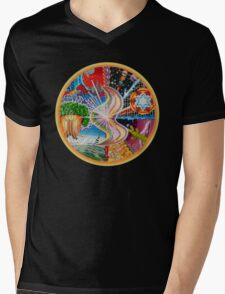 Soul Explosion Mens V-Neck T-Shirt