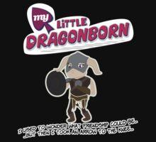 My Little Dragonborn Kids Tee