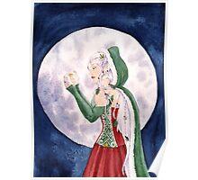 Long Nights Moon Poster