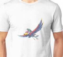 The Legend of Zelda: Skyward Sword - Crimson Loftwing Unisex T-Shirt