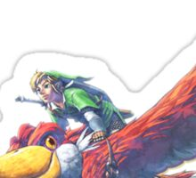 The Legend of Zelda: Skyward Sword - Crimson Loftwing Sticker