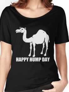 Camel humor   Women's Relaxed Fit T-Shirt